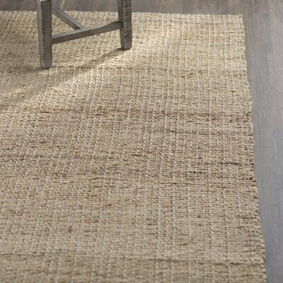 Lindenwood Natural Area Rug Rug Size: 5 x 8