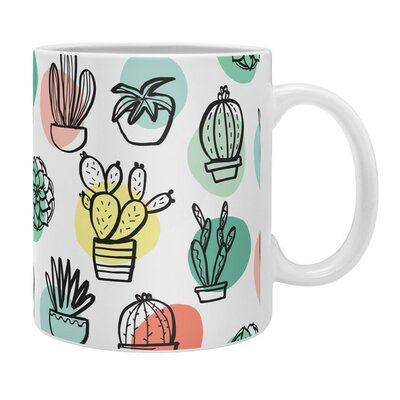 Atkinson Summer Days Cactus Coffee Mug