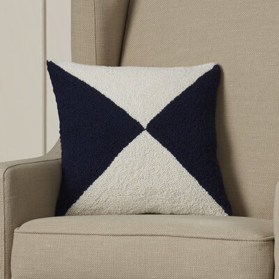 Quays Flag Throw Pillow