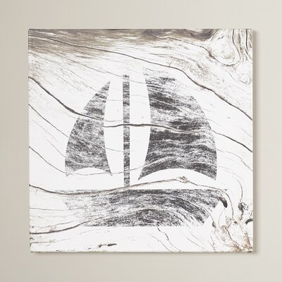 'Set Sail' Painting Print on Wrapped Canvas