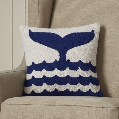 Huntersville Wool Throw Pillow