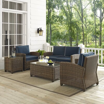 Middlesex 5 Piece Deep Seating Group BRWT4077 30006347