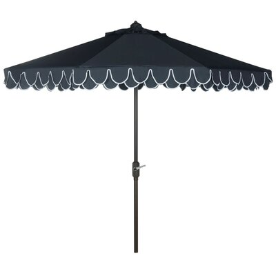 9 Drape Umbrella Fabric: Navy