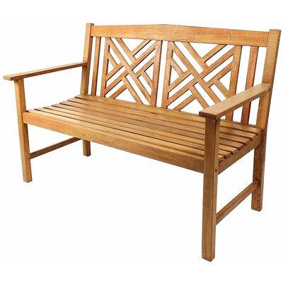 Dobson Eucalyptus Garden Bench