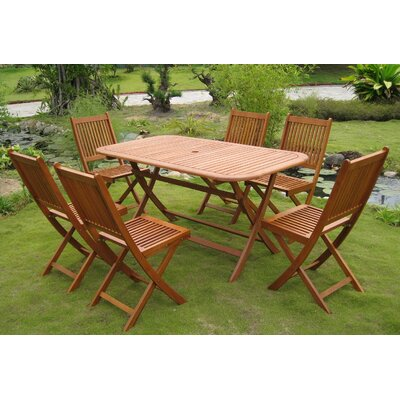 7-Piece Reagan Patio Dining Set