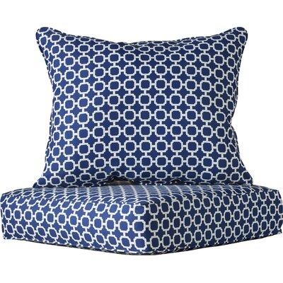 Hallsboro Outdoor Lounge Chair Cushion