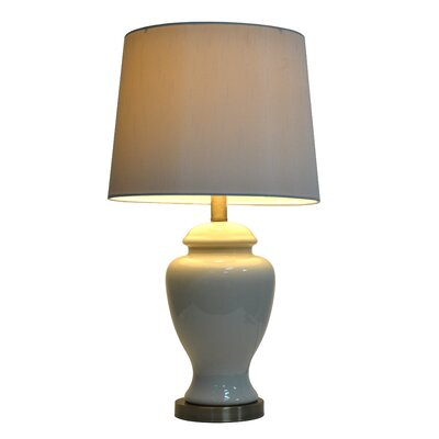 Staytonville 24 Table Lamp Base Finish: Cream