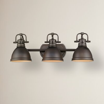 Bowdoinham 3-Light Vanity Light