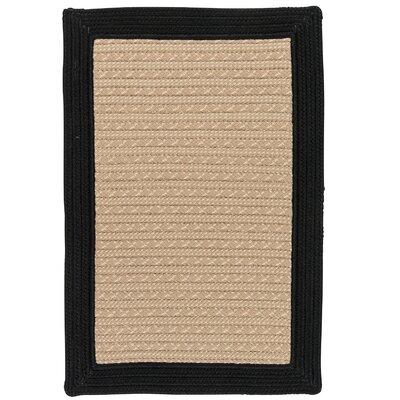 Dartmouth Hand-Woven Beige Indoor/Outdoor Area Rug Rug Size: 2 x 3