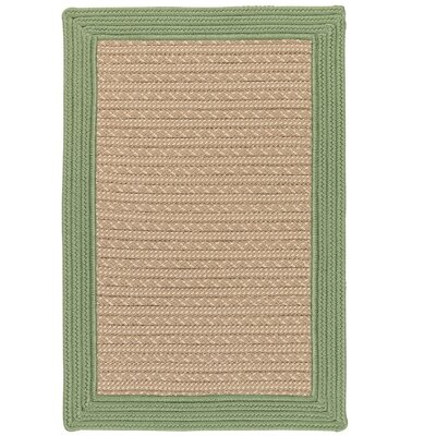 Dartmouth Hand-Woven Brown Indoor/Outdoor Area Rug Rug Size: 8 x 10