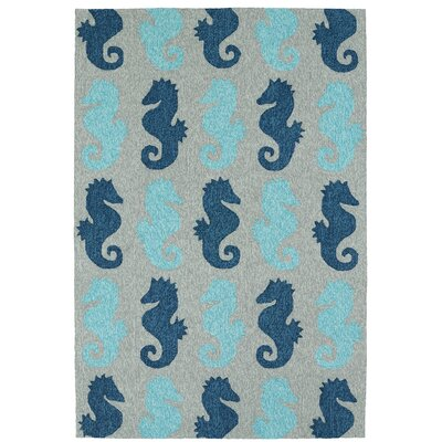 North Smithfield Handmade Indoor / Outdoor Area Rug Rug Size: 3' x 5'