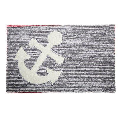 Arcadia Hand-Woven Gray Area Rug