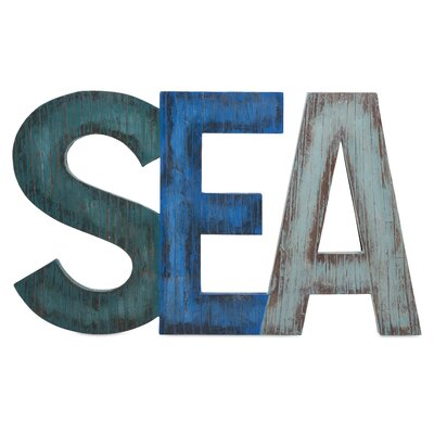 Sea Wall Décor
