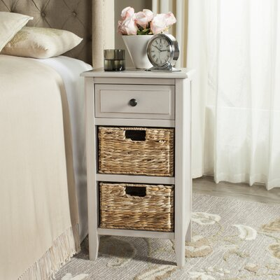 Small Point End Table Finish: Vintage Gray