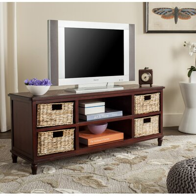 Deepwater 47 TV Stand Color: Cherry