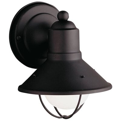 Breakwater Bay Lazarette 1 Light Outdoor Barn Light