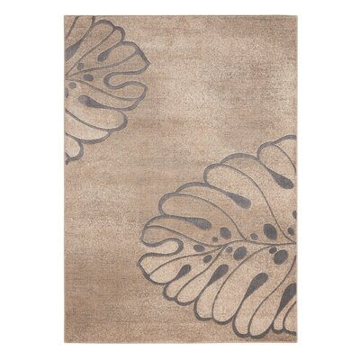 Southport Beige Area Rug Rug Size: 710 x 106