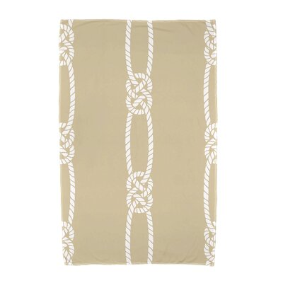 Hancock Tom Foolery Beach Towel Color: Beige/Taupe