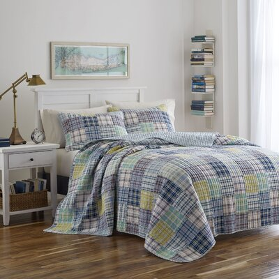 Breakwater Bay Longitude Reversible Quilt Set