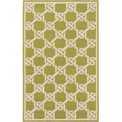 Sweetwood Olive Indoor/Outdoor Area Rug Rug Size: Rectangle 5 x 8