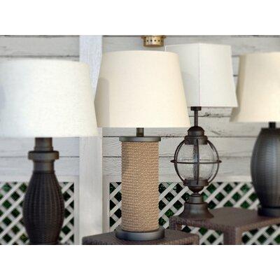 Beatrix Outdoor Solar Table Lamp