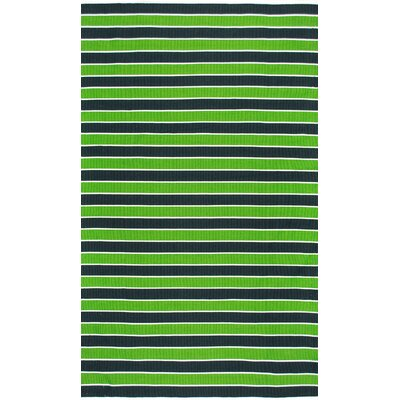 Primrose Green Area Rug Rug Size: Rectangle 76 x 96