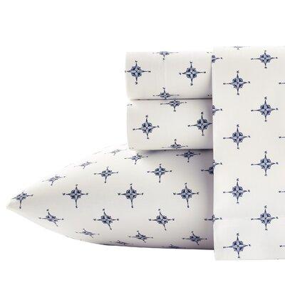 Weybridge 200 Thread Count 100% Cotton Sheet Set Size: Twin