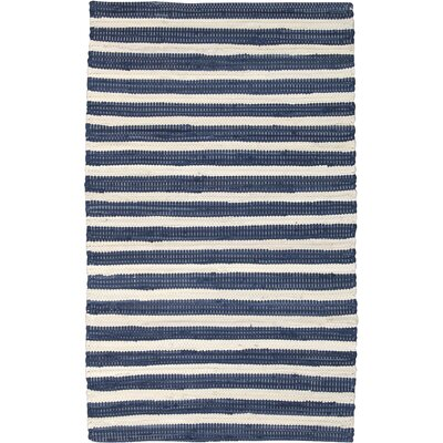 Waterton Blue Area Rug Rug Size: 2 x 3