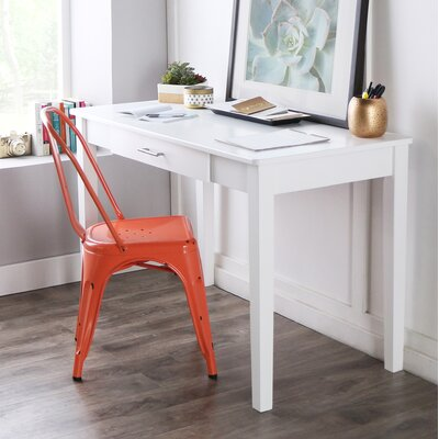 Crouseville Writing Desk Finish: White