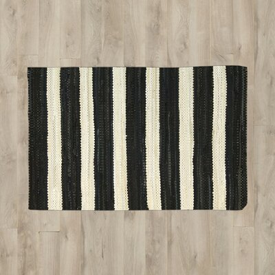Mayfair Black/White Area Rug