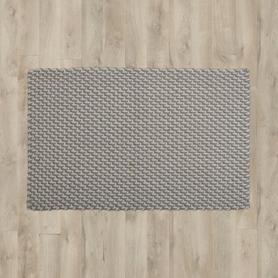 Clarkton Light Gray Area Rug