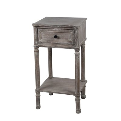 Winchendon End Table Color: Winter Melody