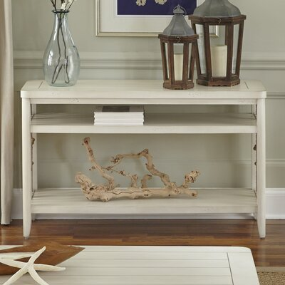 Sorrento Console Table Finish: White