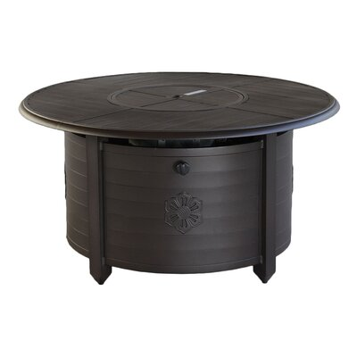 Conway Aluminum Propane Fire Pit