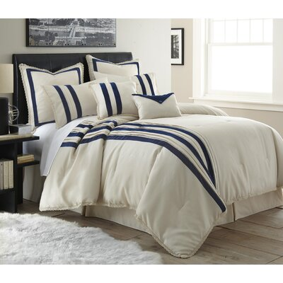 Whiteleysburg 8 Piece Comforter Set