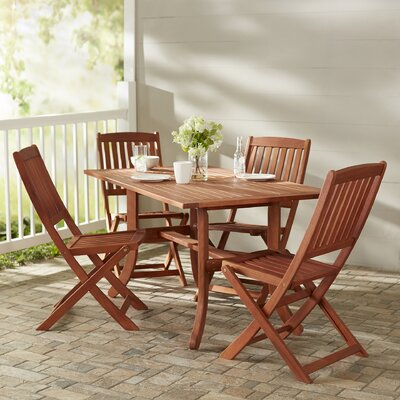 Monterry Traditional 5 Piece Dining Set