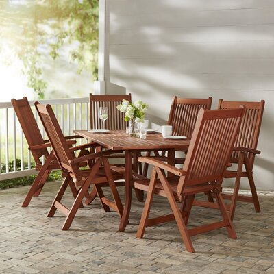 Monterry 7 Piece Dining Set