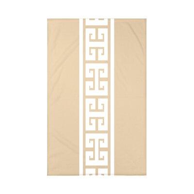 Hancock Key Stripe Throw Blanket Size: 60