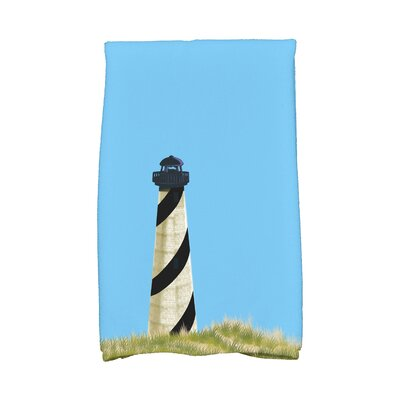 Bridgeport Outer Banks Geometric Print Hand Towel