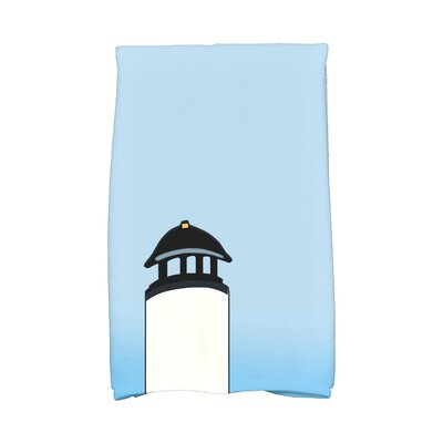 Hancock Safe Harbor Hand Towel Color: White