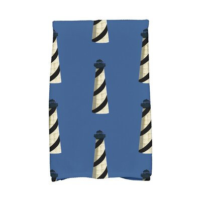 Hancock Hand Towel Color: Blue