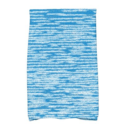 Hancock Solid Print Hand Towel Color: Blue