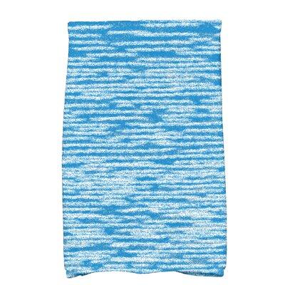 Hancock Solid Print Hand Towel Color: Blue