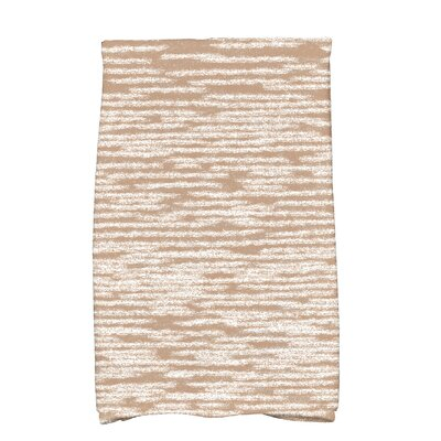 Hancock Solid Print Hand Towel Color: Taupe/Beige