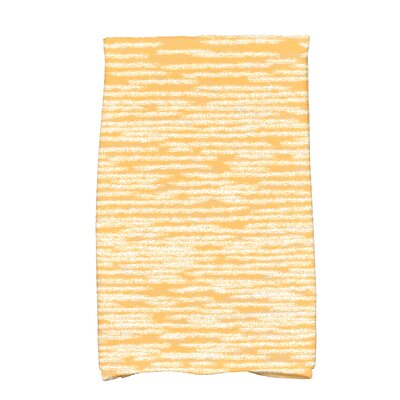 Hancock Solid Print Hand Towel Color: Yellow