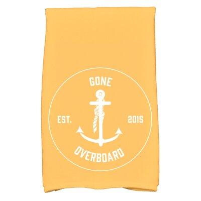 Hancock Gone Overboard Hand Towel