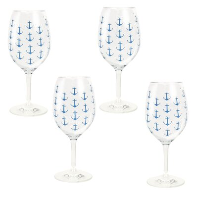 Pelican Bay 20 oz. Wine Glass (Set of 4)