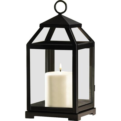 Biddeford Pool Contemporary Iron Lantern