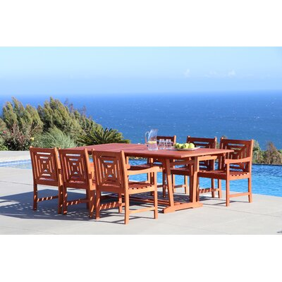 Bucksport 7 Piece Dining Set