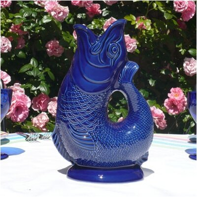Flintwood Pitcher Color: Cobalt Blue, Size: 24 oz